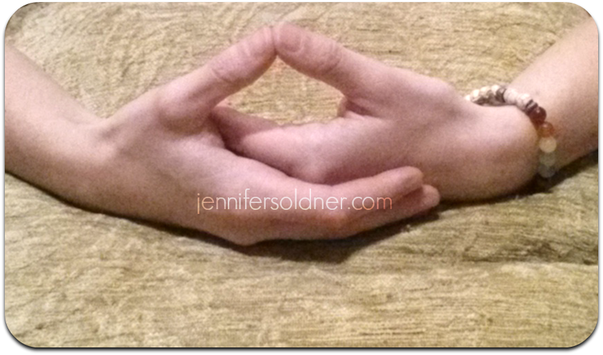 Simple Mudras for the 7 Chakras | Jennifer Soldner